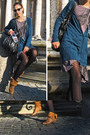 Silver-local-brand-accessories-blazer-orange-zara-boots-gray-promod-blouse