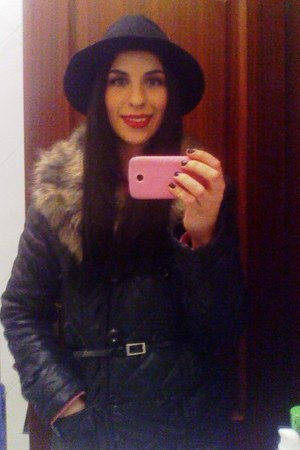 Zara coat - Parfois hat