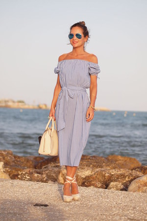 Marypaz shoes - Zara dress - suiteblanco bag