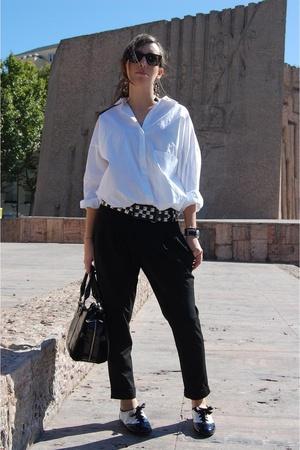 pants - blouse