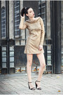 Gold-wwwletthemstarecom-dress-black-asoscom-heels