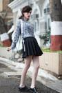 Light-blue-forever-21-bag-black-let-them-stare-skirt