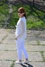 White-zara-jeans