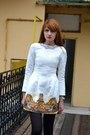 White-persunmall-dress