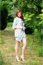 White-striped-zara-suit-sky-blue-printed-zara-blouse-cream-geox-sandals
