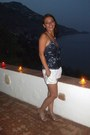 Blue-ralph-lauren-top-white-zara-shorts