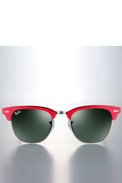 red ray ban glasses  Ray Ban Red Clubmaster - Juratek