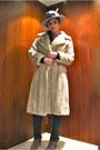 Beige-faux-fur-vintage-coat-tan-sam-edelman-boots-beige-twice-hat
