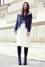 Vagabond-boots-bluewhite-motel-rocks-dress-leather-jacket-mango-jacket