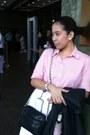Wanko-blazer-chain-bag-skirt-eddie-bauer-blouse-chelsea-heels-timex-wa