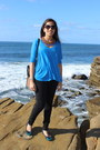Black-zara-pants-sky-blue-zara-top-blue-zara-necklace