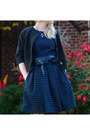 Blue-elie-tahari-shoes-navy-target-dress-dark-gray-target-hat