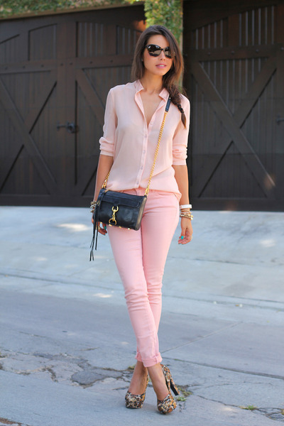Light Pink Shirts - How to Wear Light Pink Shirts - Page 10 ...