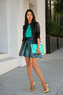 Turquoise-blue-nanette-lepore-bag-gold-movado-watch