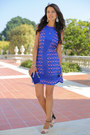 Blue-harlyn-dress-blue-dvf-bag-light-pink-giuseppe-zanotti-heels