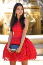 Red-asos-dress-black-dvf-bag-gold-giuseppe-zanotti-heels