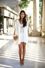 White-lovers-friends-dress-tawny-clare-vivier-bag-bronze-fendi-heels
