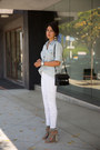 White-j-brand-jeans-periwinkle-club-monaco-shirt-black-proenza-schouler-bag