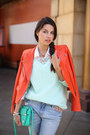 Carrot-orange-truth-and-pride-jacket-light-blue-free-people-jeans