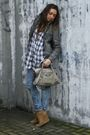 Gray-pull-bear-jacket-white-zara-shirt-gray-h-m-jeans-beige-zara-shoes-g