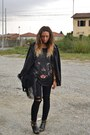 Black-river-island-boots-black-zara-man-jacket-black-replay-bag