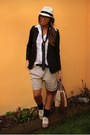 Camel-blanco-oxford-shoes-shoes-black-romwecom-blazer-blazer-white-zara-basi