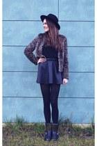 black Only skirt