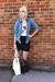 Blue-skirt