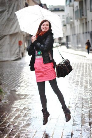 bubble gum skirt