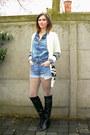Sky-blue-shorts