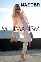 New Minimalism: Mastering Simplicity for Spring