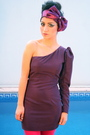 Purple-lorena-bentez-wardrobe-accessories-purple-lorena-bentez-wardrobe-dress-