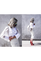 Crese dim blouse - Zara shirt
