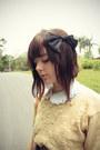 Chicwish-dress-made-by-me-hat-vintage-sweater-wholesale-bag-vintage-belt