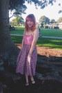 Bubble-gum-vintage-skirt