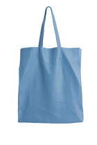 Shopper in Blue
