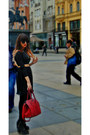 Hm-boots-ruby-red-bershka-bag-koton-sunglasses-hm-skirt-bershka-blouse