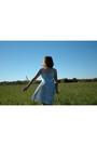 Sky-blue-h-m-dress