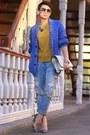 Blue-h-m-cardigan-sky-blue-zara-jeans