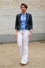 Zara-jeans-mango-shirt