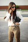 Black-sole-society-bag-ray-ban-sunglasses-yellow-shoedazzle-heels