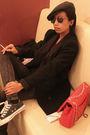 Black-derek-lam-gray-topshop-jeans-black-converse-shoes-esprit-gray-gift