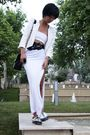 Black-chanel-white-topshop-jacket-white-mango-top-black-emporio-armani-bel