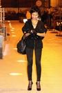 Black-mango-black-emporio-armani-belt-black-mango-jeans-black-alexander-wa