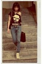 black breaking bad asos t-shirt