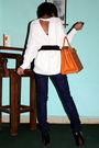 White-h-m-black-emporio-armani-belt-silver-pink-silver-accessorize-accesso