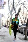 Green-versace-for-h-m-jacket-ivory-raffia-prada-shoes