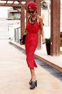 Red-black-tom-ford-sunglasses-black-f21-necklace-red-vintage-ebay-black-