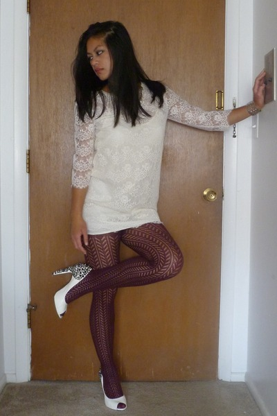 Lace Stockings Forever 21