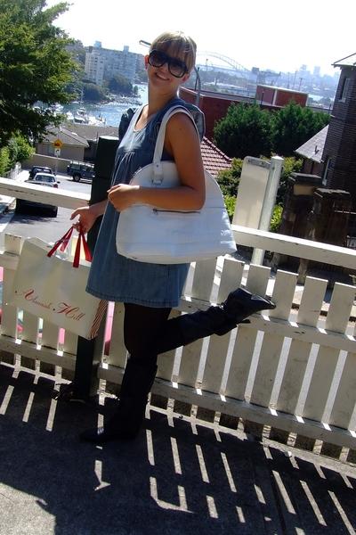 sass & bide dress - Miss Sixty accessories